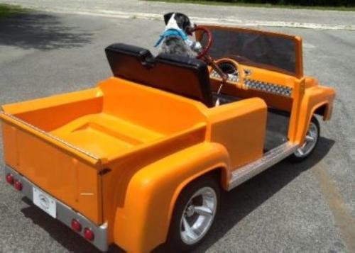 Rolls Royce Golf Cart >> Electric Custom Golf Carts Steert Legal