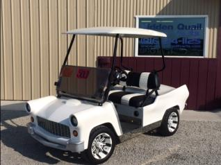 Electric Custom Golf Carts Steert Legal on