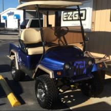 Electric Custom Golf Carts Steert Legal on lowrider golf cart kit, honda golf cart kit, volvo golf cart kit, t-bucket golf cart kit, bronco golf cart kit, jeep golf cart kit, thunderbird golf cart kit, cadillac golf cart kit, mercedes golf cart kit, roadster golf cart kit,