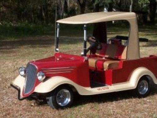 ad12d4e1cdc Electric Custom Golf Carts Steert Legalrhcoolcustomcars  Mustang Golf Cart  Body Kit At Bernasjogja.co